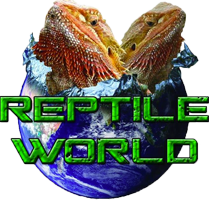 Reptile World Logo